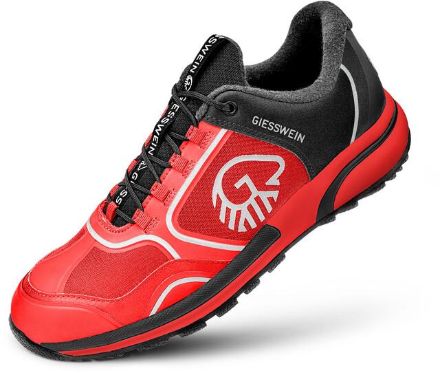 Wool Herren Cross Shoes Giesswein X Flame Red OmnPy0Nv8w
